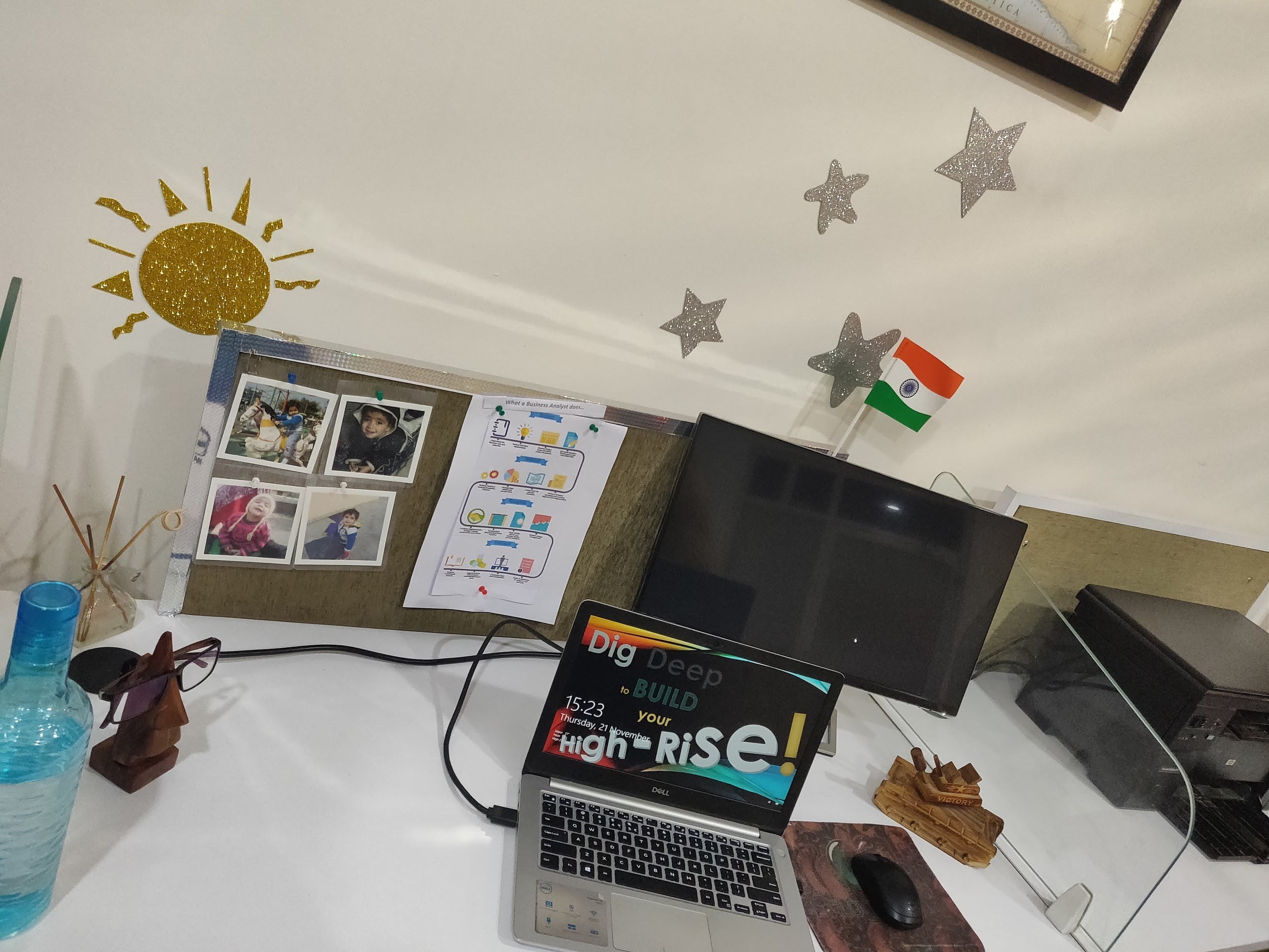 Harish Ramchandani workspace