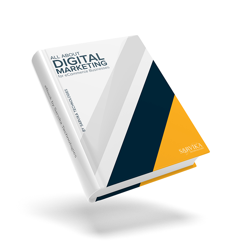 Digital Marketing for eCommerce - Cover Image