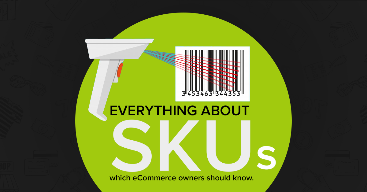 Everything about SKU which eCommerce owners should know. - featured image