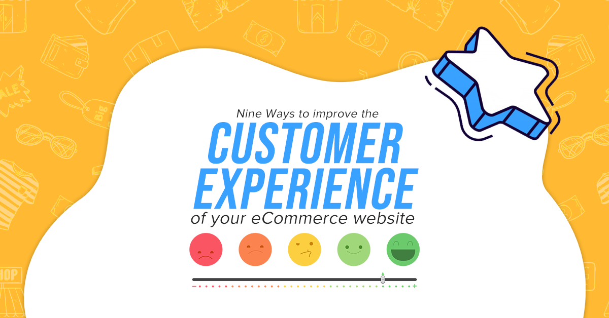 eCommerce customer experience blog featured image - Sarvika Technologies