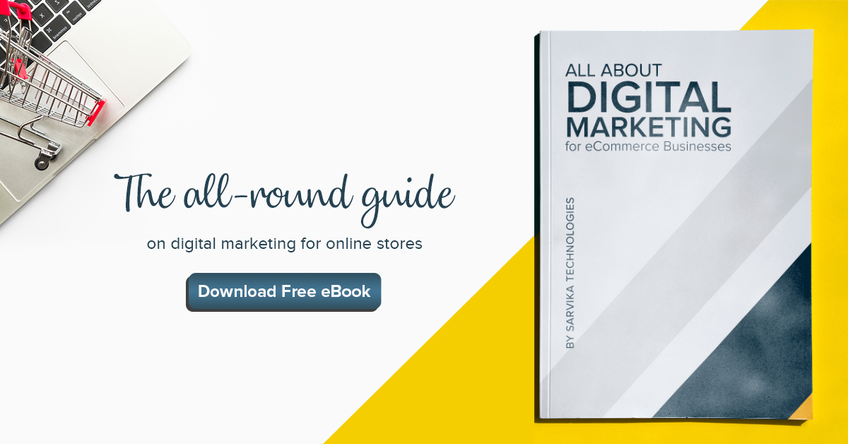The all-round guide on digital marketing for online stores