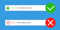 SSL enabled website