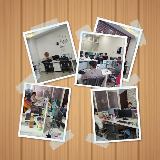 Sarvika Technologies office 1