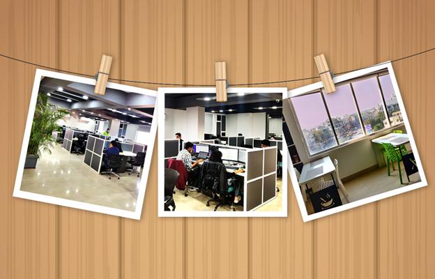 Sarvika Technologies office 2