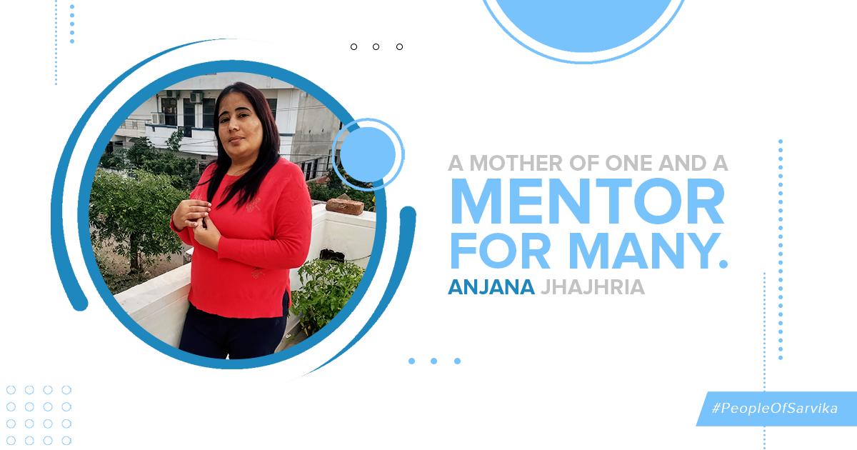 Anjana Jhajhria