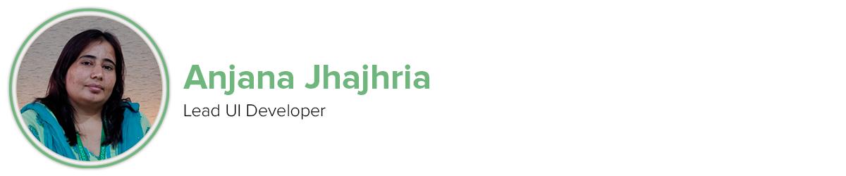 Women Leaders at Sarvika Technologies: Anajana Jhajhria