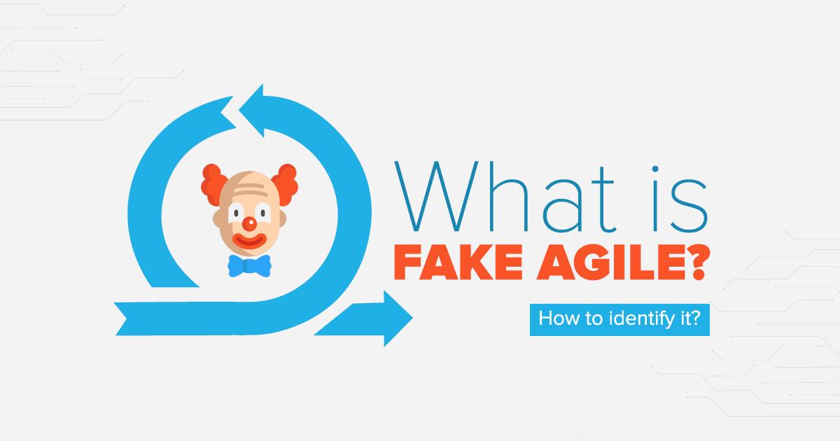fake-agile